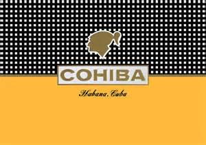 COHIBA CIGAR , 科伊巴(高希霸)雪茄