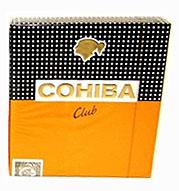 Cohiba Club Cigar 20's, 科伊巴(高希霸)俱樂部雪茄二十支裝