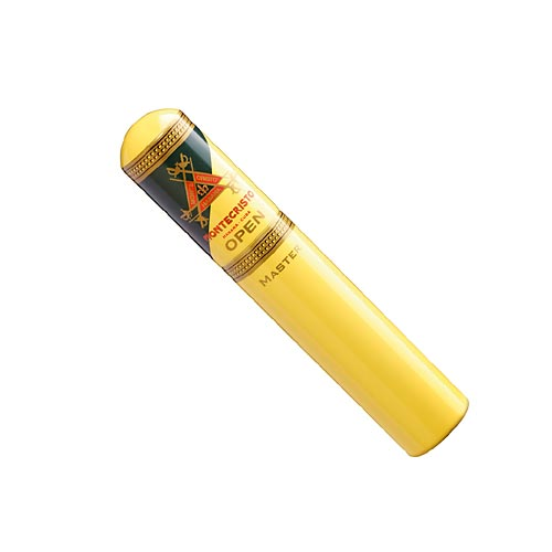 Montecristo-Open-Master-Tubos蒙特克里斯托大师铝管装雪茄