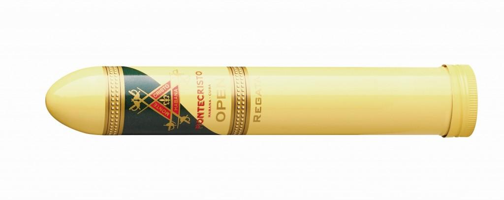 Montecristo Open Regata Tubos Cigar,蒙特克里斯托帆船赛铝管装雪茄
