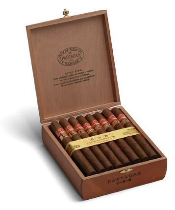 Partagas 898 Cigar , 帕塔加斯898型雪茄