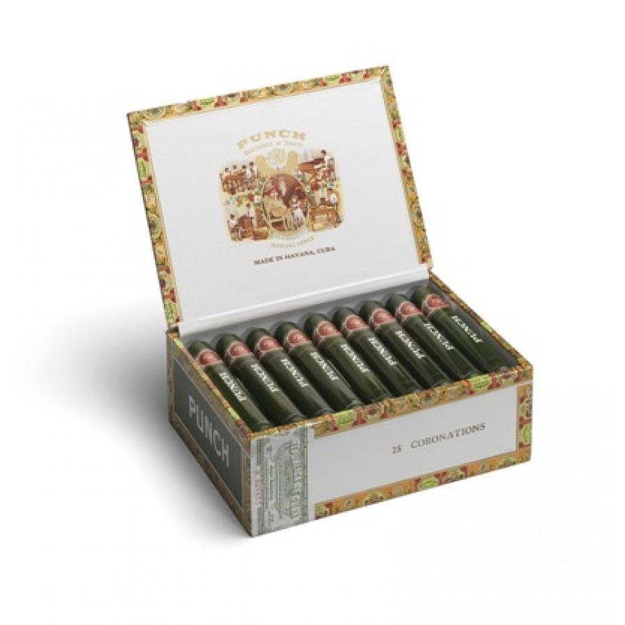 Punch Coronations , 潘趣皇冠铝管装雪茄
