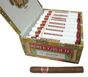 Romeo No.1 Cigar , 罗密欧1号雪茄