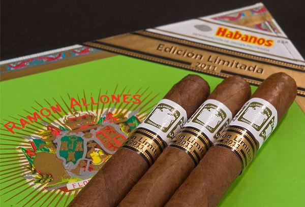 Ramon Allones Allones Extra Edicion Limitada 2011 Cigar , 拉蒙.阿万斯 特级阿万斯 2011限量版雪茄