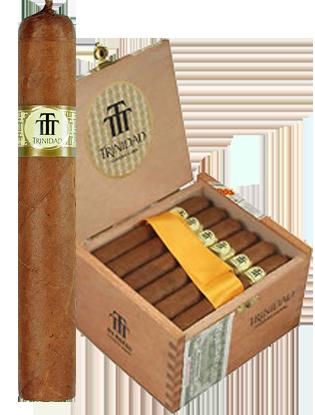 TRINIDAD ROBUSTOS T 特立尼达硬汉T雪茄