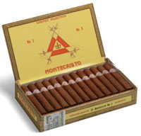 Montecristo no.5 cigar 蒙特克里斯托五号雪茄
